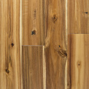 Solid Hardwood | Asian Walnut | Natural